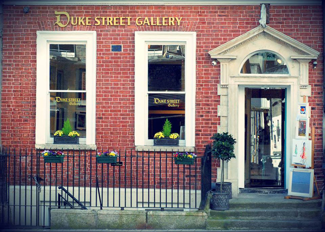 Duke Street Gallery Front
