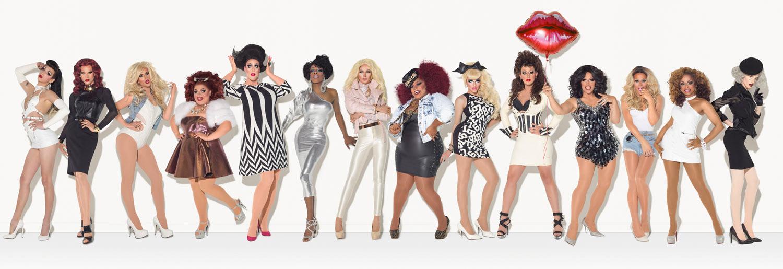 RuPaul Drag Race Season 7 Queens Comes to Dublin