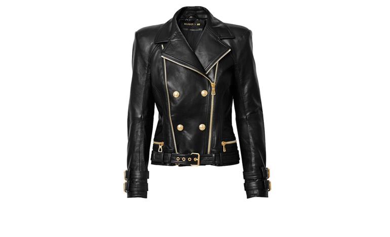 Leather Jacket €299.99