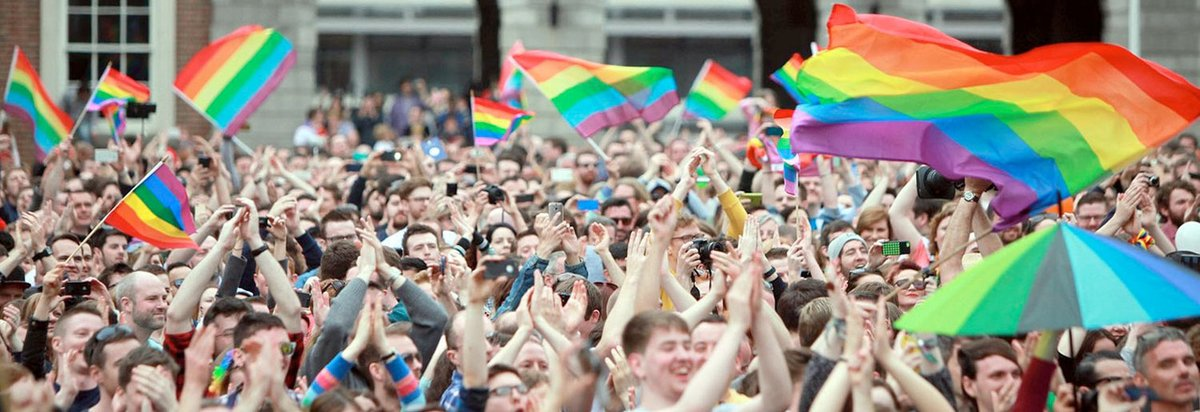 See Who's Celebrating Dublin Pride Festival
